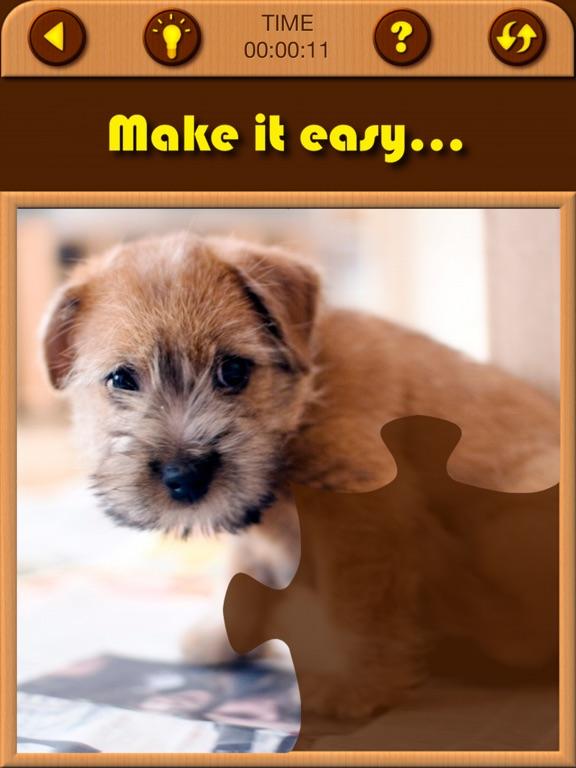 Скачать Щенки Собачки: Пазлы Для Детей и Малышей Бесплатно