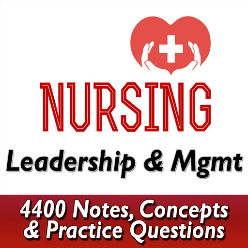 nursing leadership and management Read about this quality improvement project that was developed to establish appropriate leadership training and education, and advance nursing research, at a large academic medical center in brief in brief favorites pdf get content & permissions.