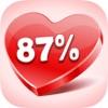 Test deiner Liebe  Liebesscanner deiner Finger