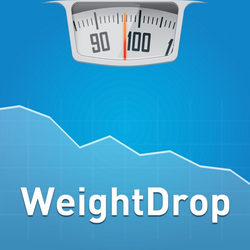 WeightDrop PRO – Weight Tracker and BMI Control Tool for Weight Loss — Get Fit & Lose Weight