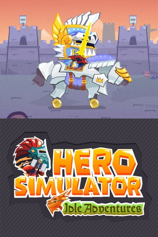 Hero Simulator screenshot 2