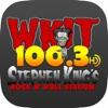 WKIT 100.3 FM
