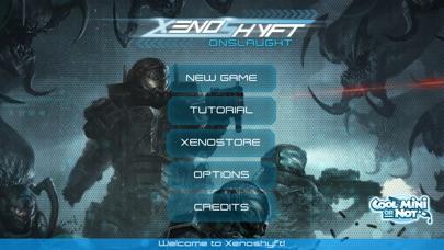 XenoShyft screenshot 1