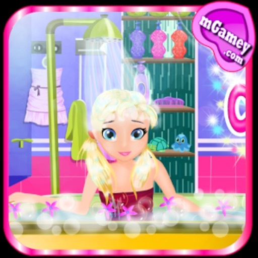 Baby Lisa Care and Bath iOS App