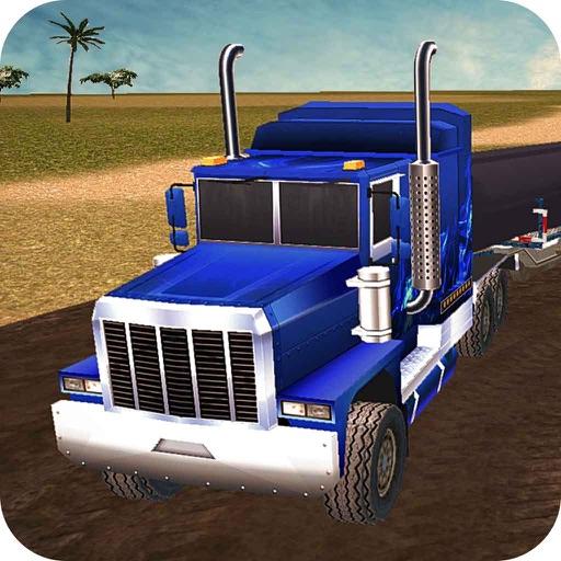 OffRoad Oil Transport - Truck Trailer Driving 2017 iOS App