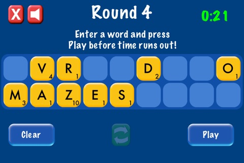 QuickWord - Word Game screenshot 2