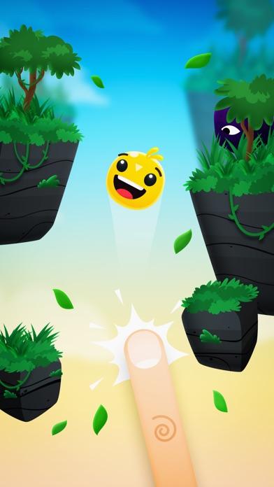Bouncy Heroes - A Magical Arcade Quest Screenshot