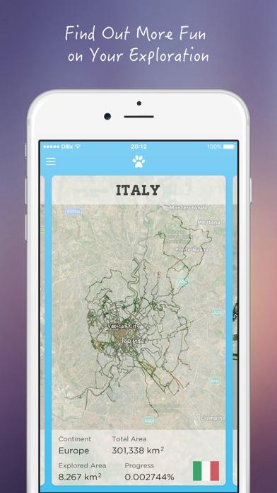 Fog of World Screenshot