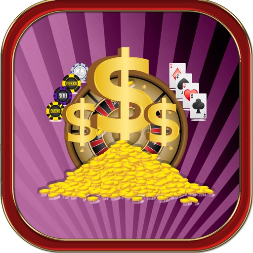Infinity Heart of Gold Vegas Slots iOS App