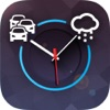 Snorelax Alarm Clock - Wake Up Earlier When There Is Bad Weather Or Traffic On Your Route