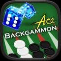 バックギャモン エース -Best Free Backgammon Game icon