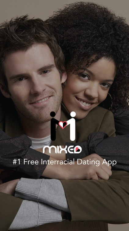 Mixed-Interracial Dating App for Black,White,Asian by