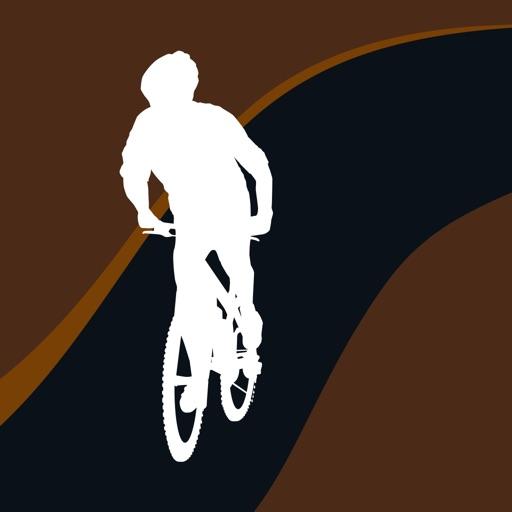 Runtastic Mountain Bike GPS Cycling Computer 山地车骑行软件