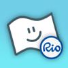 Flag Face Rio