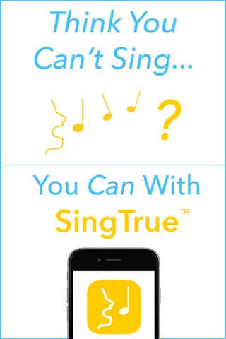 SingTrue: Learn to sing in tune, pitch perfect screenshot 1