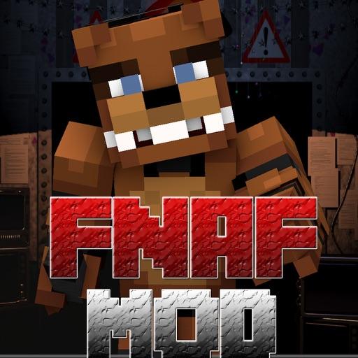 FNAF 5 MOD for Five Nights at Freddys Minecraft PC iOS App