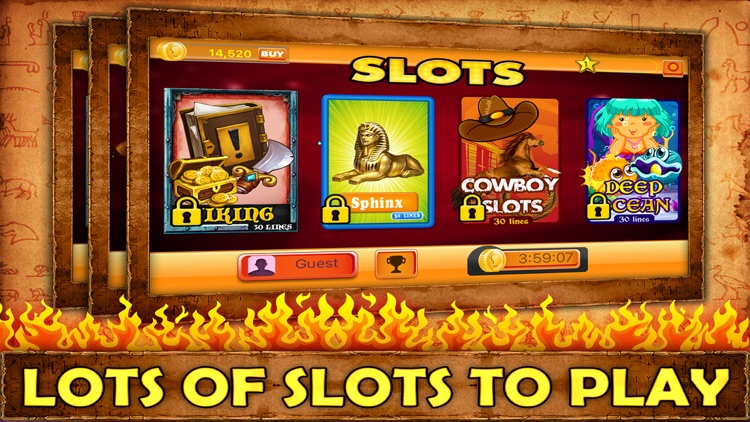 Play slots and win prizes spin