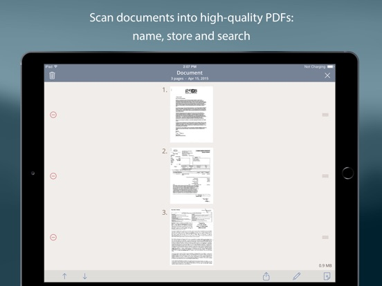 TurboScan™ Pro: PDF scanner Screenshots