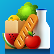 IntelliList - Grocery Shopping List (with barcode scan and Dropbox sync) icon