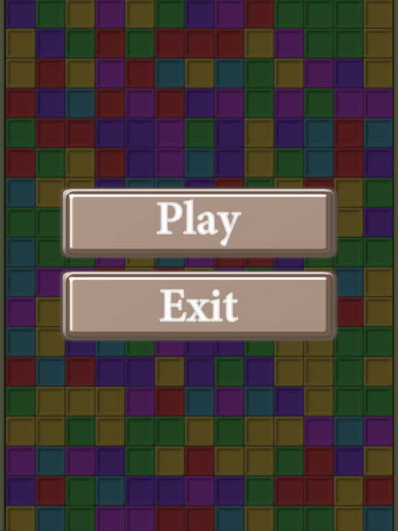 Remove colored blocks для iPad