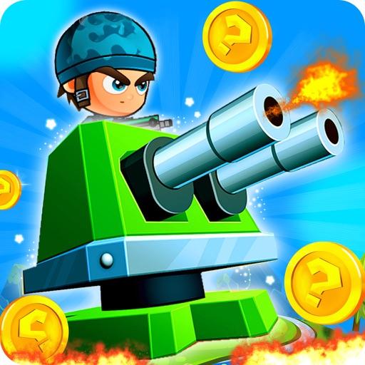 Army Defense : TD Battles iOS App
