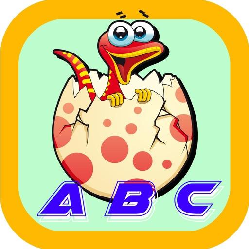 ABC Dinosour Handwriting Learn Phonics iOS App