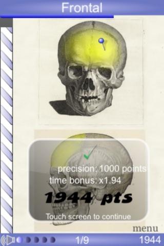 Speed Bones MD screenshot1