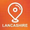 Lancashire, UK - Offline Car GPS App