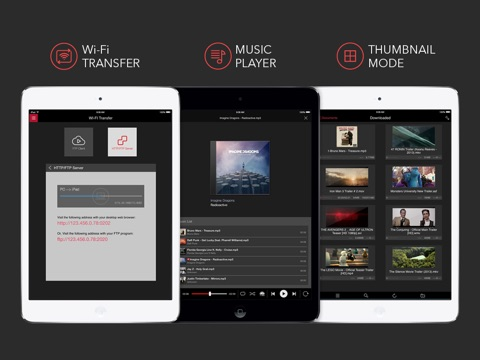 AVPlayerHD Screenshot