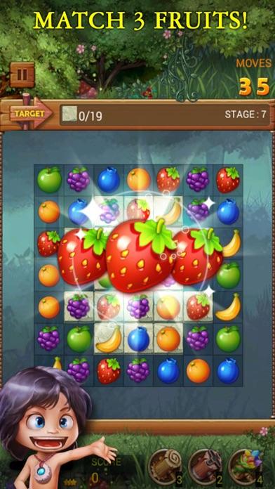 Фруктовый лес: Радужное яблоко Скриншоты3