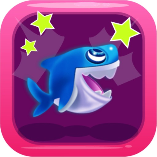 Bubble Shark Shooter Pop iOS App
