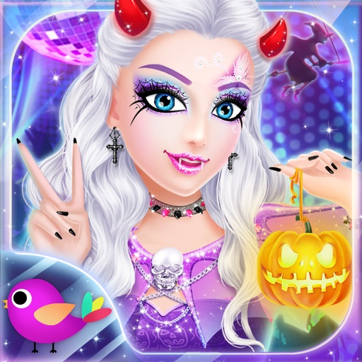 Crazy Halloween Decorations: Crazy Halloween Party By Libii Girls Game Studio Limited