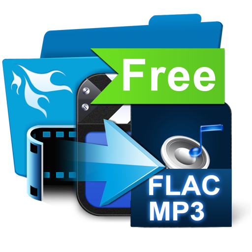 FLAC MP3 Converter - Free Change FLAC Files to MP3 for Mac