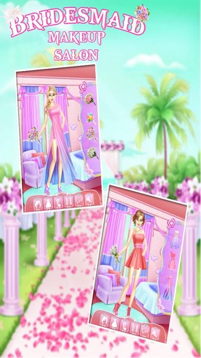 Bridesmaid Makeup Salon Pro screenshot 4