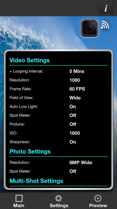 download Remote Control for GoPro 5 Session apps 2