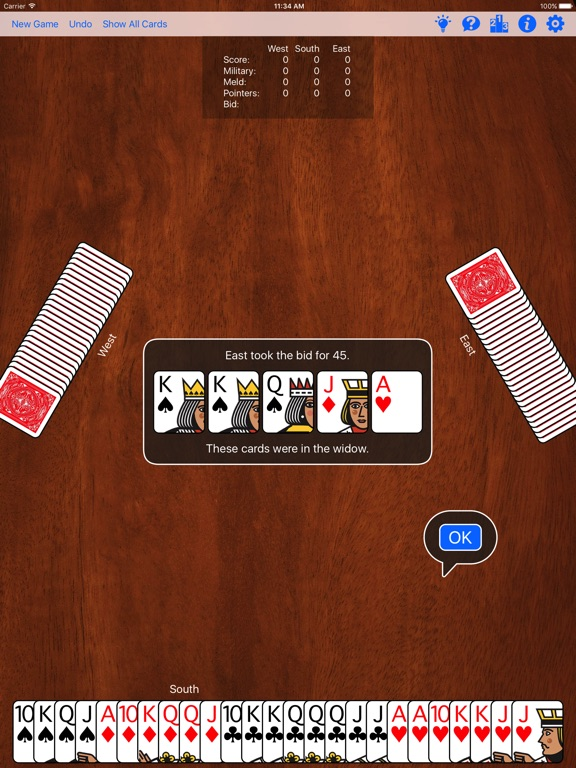 how to play pinochle 4 players