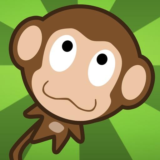 猴子吃香蕉 Blast Monkeys
