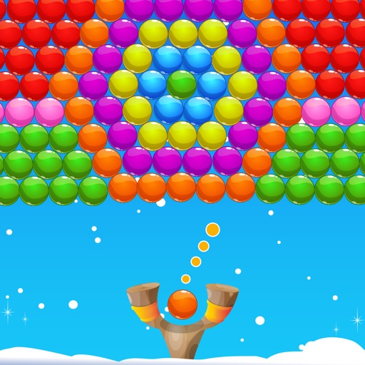 Bubble Christmas Candy POP - New Game HD iOS App