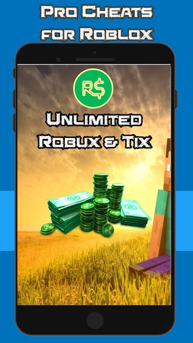 Screenshots of Robux for Roblox - Unlimited Robux & Tix for iPhone