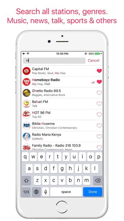 Kenya Radio Live Stream Radio By Duc Nguyen