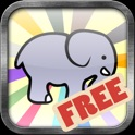 Colorful Kids FlashCard Free icon