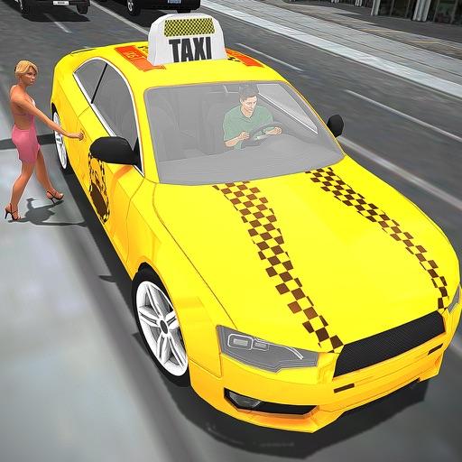 Taxi Driver Traffic Rush iOS App