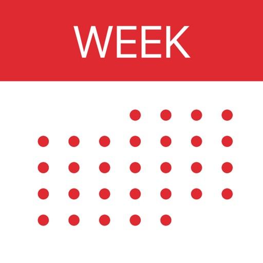 周历 (Week Calendar)