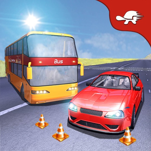 Driving School Simulator: Car & Bus Driver's Ed iOS App