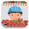The Builders Coloring Book Game For Kids Wiki