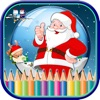 Christmas Drawing Pad - holiday activities for kid