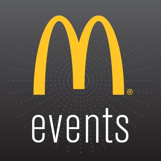 McDonald's Meetings & Events iOS App