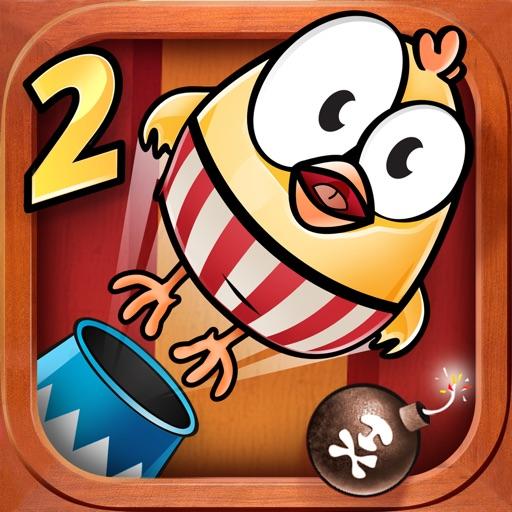Drop The Chicken 2 iOS App