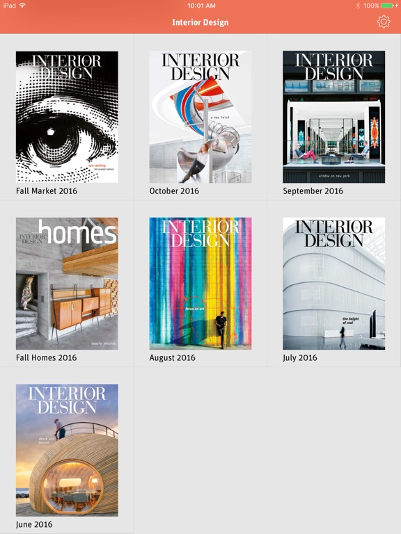 IPad Screenshot 4 5 Interior Design Magazine