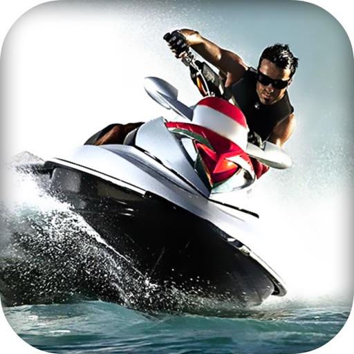 Water Boat Racer - Jetski Racing iOS App